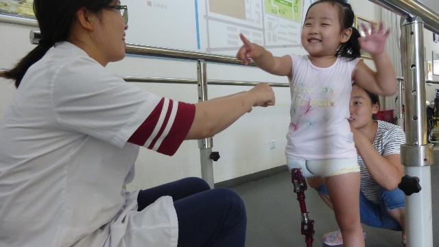 假肢矫形适配救助