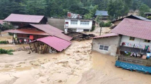 湖北省水灾救援行动